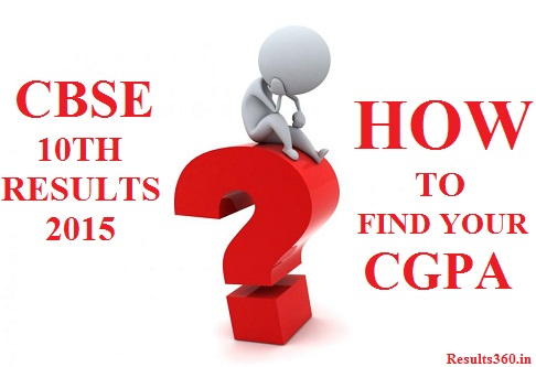 Cbse 10th Result – How to Calculate Your percentage from CGPA