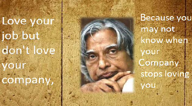 APJ  Kalam inspirational Quotes