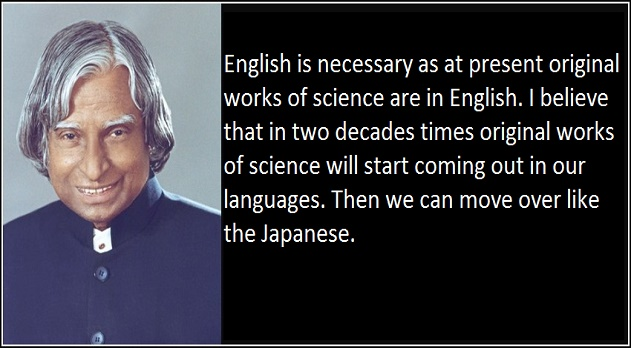 Apj Abdul kalam Quotes with image