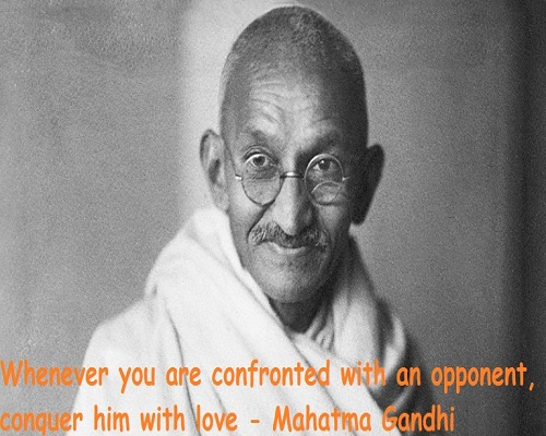 Mahatama Gandhiji inspirational quotes
