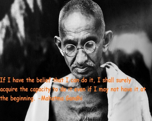 Mahatama gandhi quotes in hindi