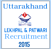 Uttarakhand Patwari Recruitment 2015 – Uttarakhand Patwari Recruitment Notifications