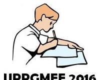 Uppgmee Results 2016 | UPPGMEE Merit List & Counseling Dates Declared