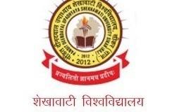 Pandit Deendayal Upadhyaya Shekhawati University Result 2016- Shekhawati University Bcom 1st year result 2016