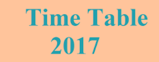 MP board 12th time table 2017– MP Board 12th Date Sheet Pravesh Patra, Admit card 2017