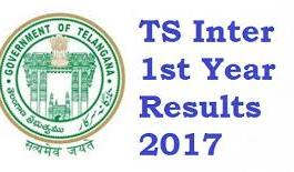 Bie Telangana Inter 1st year Results 2017- Ts Board inter first year Results 2017 school wise