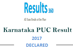 Karnataka PUC Result 2017 Name Wise Declared-2nd year PUC Karnataka result 2017 is DECLARED