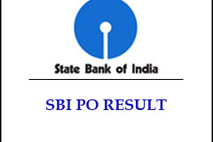 State Bank of India PO mains exam result 2017 – SBI PO Main Results 2017 is Declared at sbi.co.in