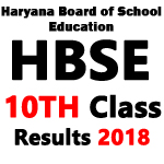 Bseh org in result 2018 10th by name & Haryana board 10th Class result 2018 name wise is declared
