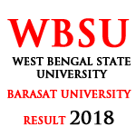 WBSU Barasat University Part 1 Hons. & Gen. Exam 2018 Result- West Bengal State University ba, bsc, bcom, bba Part 1 2018 Result is announced